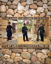 british police not a phase pt phq pml 17x11 Poster aos-poster-landscape-17x11-lifestyle-15