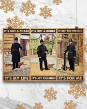 british police not a phase pt phq pml 17x11 Poster aos-poster-landscape-17x11-lifestyle-30