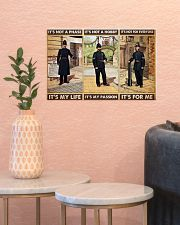 british police not a phase pt phq pml 17x11 Poster poster-landscape-17x11-lifestyle-21