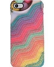 Crochet 7 phonecase  Phone Case i-phone-8-case