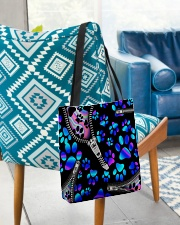 dog neon all tote lqt-NTH All-over Tote aos-all-over-tote-lifestyle-front-01