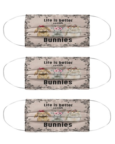 Life is better with Bunnies mas