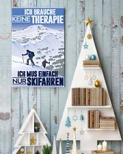 skiing germany therapy 11x17 Poster lifestyle-holiday-poster-2