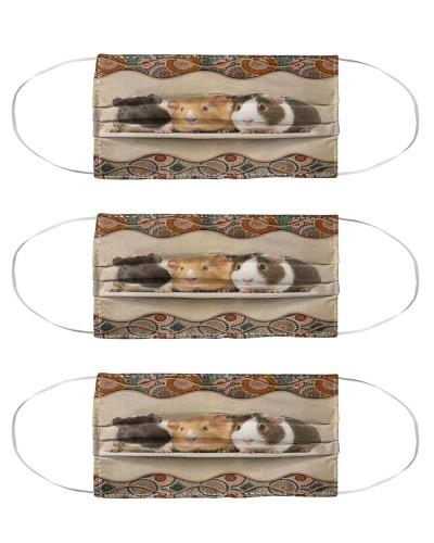 Three guinea pig mas