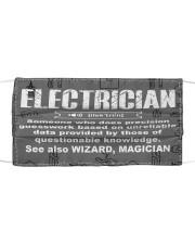 Electrician Noun mas Mask tile