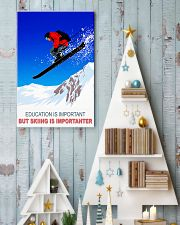 skiing education is important 11x17 Poster lifestyle-holiday-poster-2