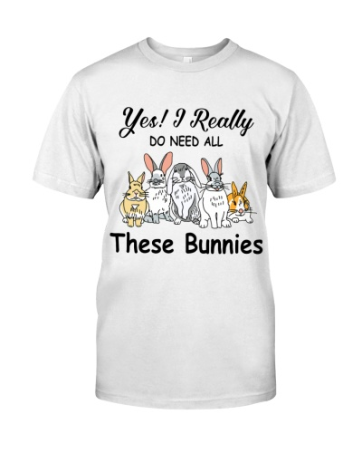 Yes I really do need these bunnies