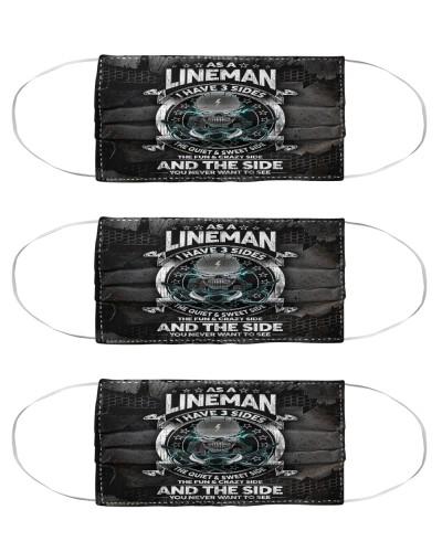 lineman 3 sides mas
