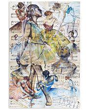 degas ballet dancers poster 16x24 Poster front
