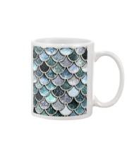 Mermaid Fin blue Mug thumbnail