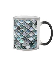Mermaid Fin blue Color Changing Mug thumbnail