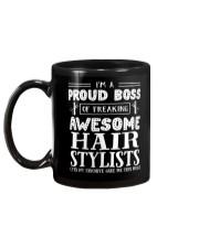 boss hair stylists lqt nna Mug back