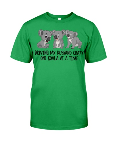 Driving my husband crazy one koala at a time