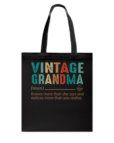 vintage grandma