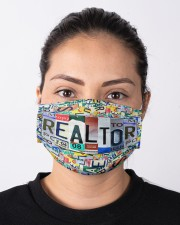 realtor plate mas Cloth Face Mask - 3 Pack aos-face-mask-lifestyle-01