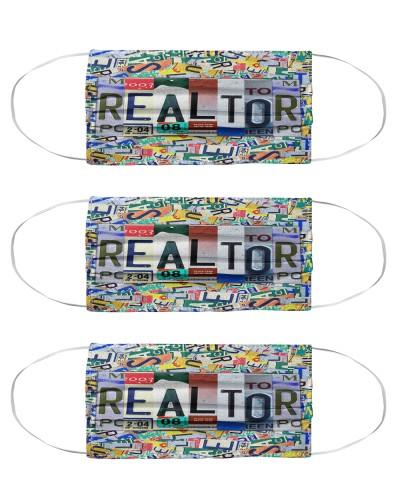realtor plate mas