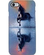 horse reflation pc lqt pml Phone Case i-phone-8-case