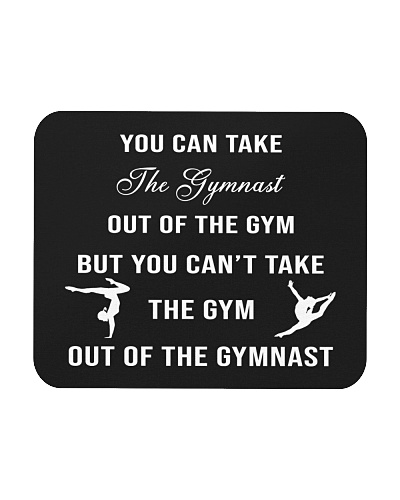 you can take the gymnast out of the gym