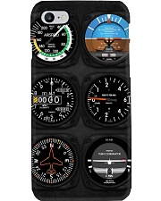 Aircraft instruments pc mttn nna Phone Case i-phone-8-case