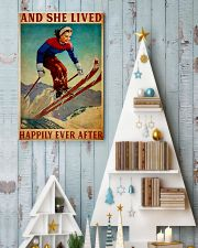 Skiing happy Poster 11x17 Poster lifestyle-holiday-poster-2