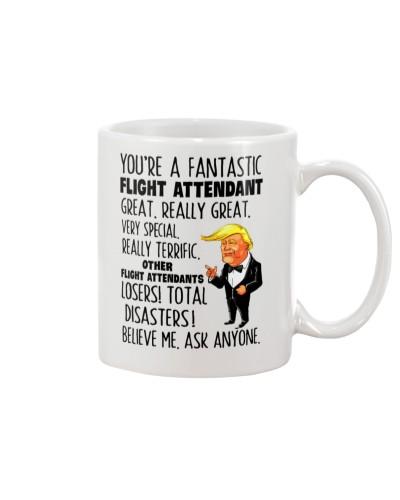 Flight attendant niche Fantastic