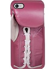 boxing cle reye glove Pink pc lqt pml Phone Case i-phone-8-case