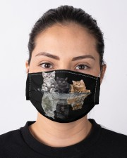 cat dream believe mas Cloth Face Mask - 3 Pack aos-face-mask-lifestyle-01