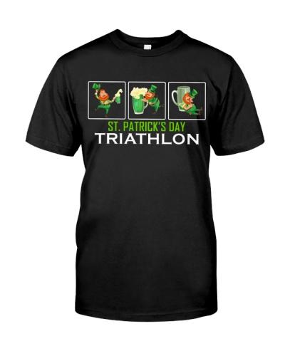 St Patrick triathlon