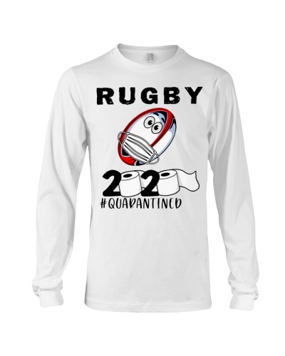 rugby 2020 quarantined