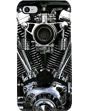 hrley dvidsn engine pc mttn ngt Phone Case i-phone-8-case