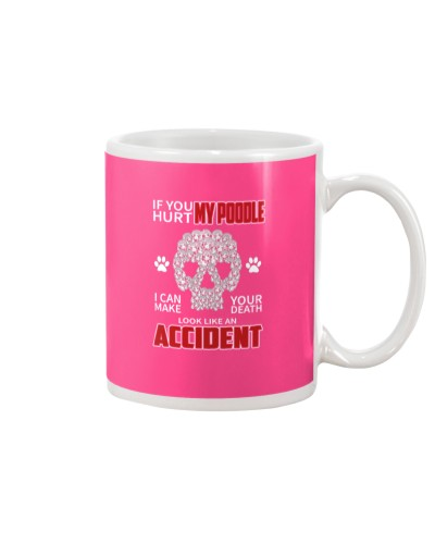 Poodle-accident