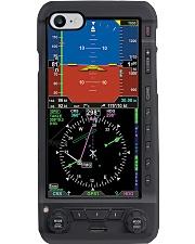Multi function Flight Displays pc mttn ngt Phone Case i-phone-8-case