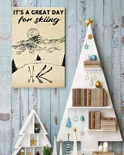 skiing it is a great day 11x17 Poster lifestyle-holiday-poster-2