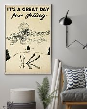 skiing it is a great day 11x17 Poster lifestyle-poster-1