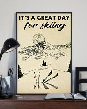 skiing it is a great day 11x17 Poster lifestyle-poster-2