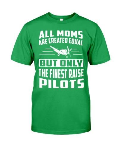 mom raise pilot