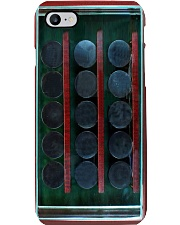 Hockey puck collection pc mttn pml Phone Case i-phone-8-case