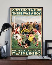 soccer boy once upon a time poster 11x17 Poster lifestyle-poster-2
