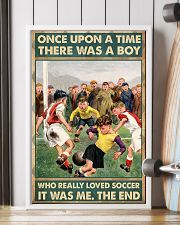 soccer boy once upon a time poster 11x17 Poster lifestyle-poster-4