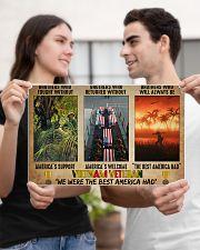 Vietnam vet the best America had pt dvhh pml 17x11 Poster poster-landscape-17x11-lifestyle-20