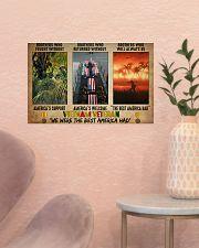Vietnam vet the best America had pt dvhh pml 17x11 Poster poster-landscape-17x11-lifestyle-22