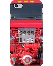 fire truck front pc phq nth Phone Case i-phone-8-case