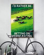 horse racing betting on 16x24 Poster lifestyle-poster-7
