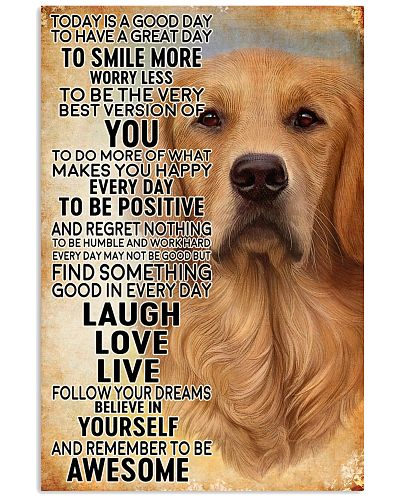 dog golden today