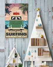 surfing partners for life 11x17 Poster lifestyle-holiday-poster-2