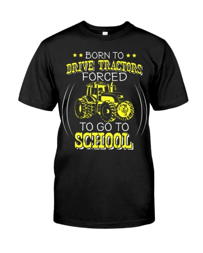 born to drive force to school