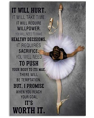 Ballet It's Worth It poster