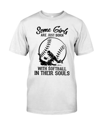 softball born