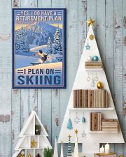 skiing retirement plan 11x17 Poster lifestyle-holiday-poster-2