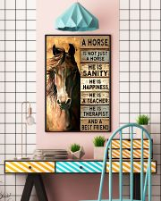 A Horse Is Not Just A Horse poster 16x24 Poster lifestyle-poster-6